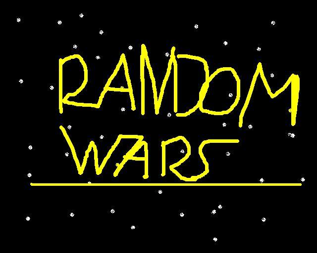 Random Wars Logo