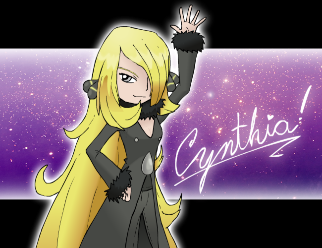 Cynthia is sexy too!