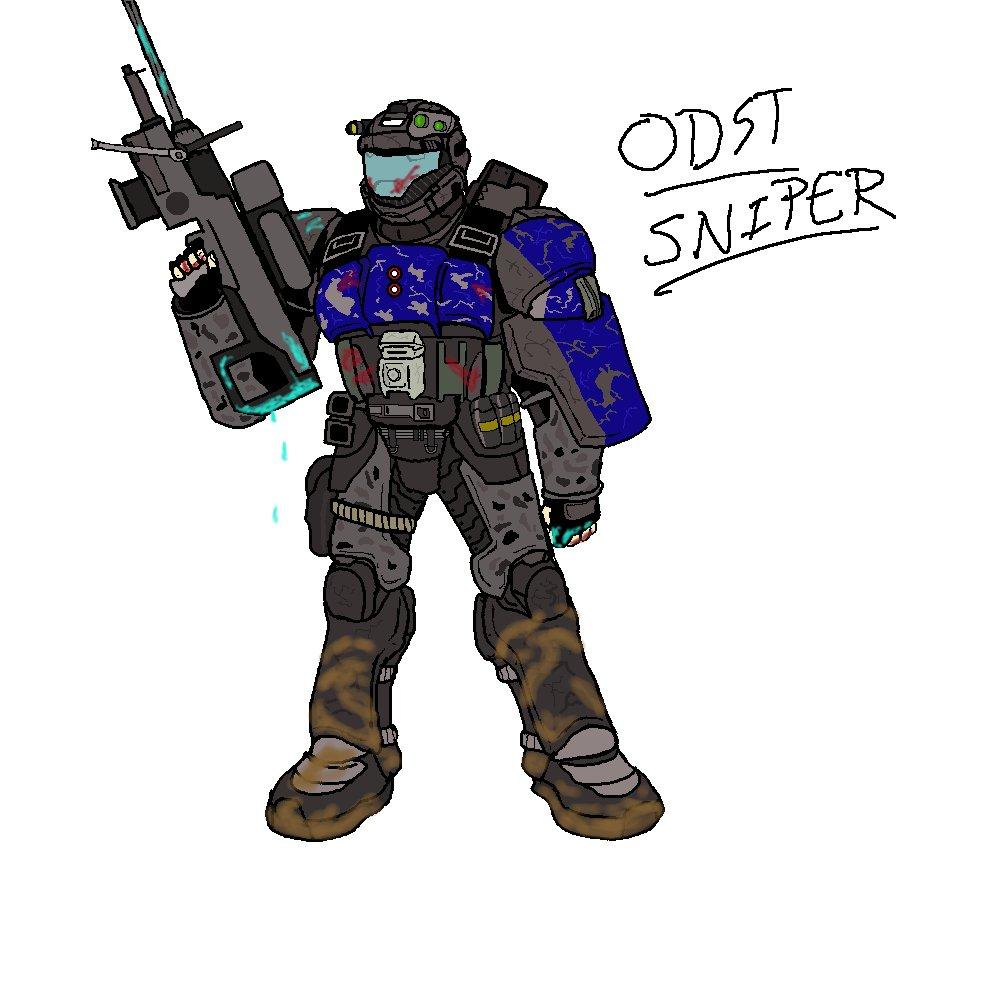 ODST Sniper
