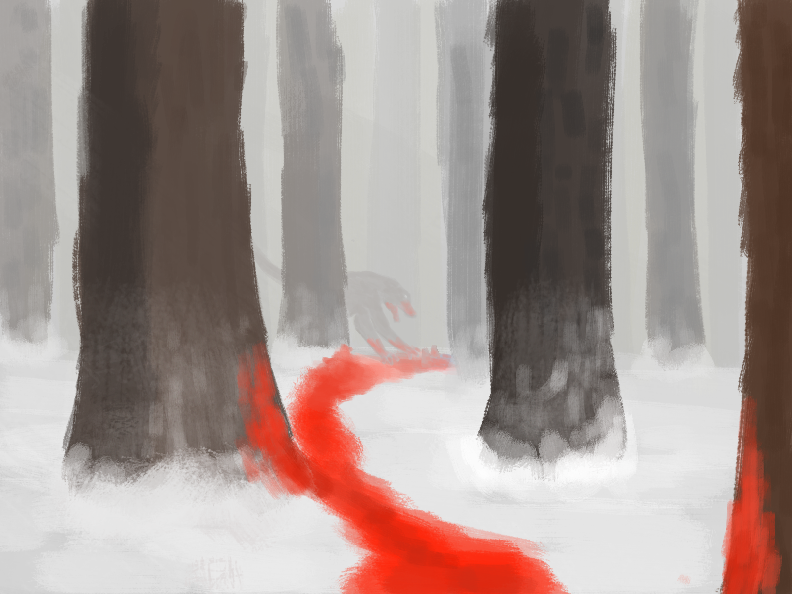 The Forest of The Werewolf