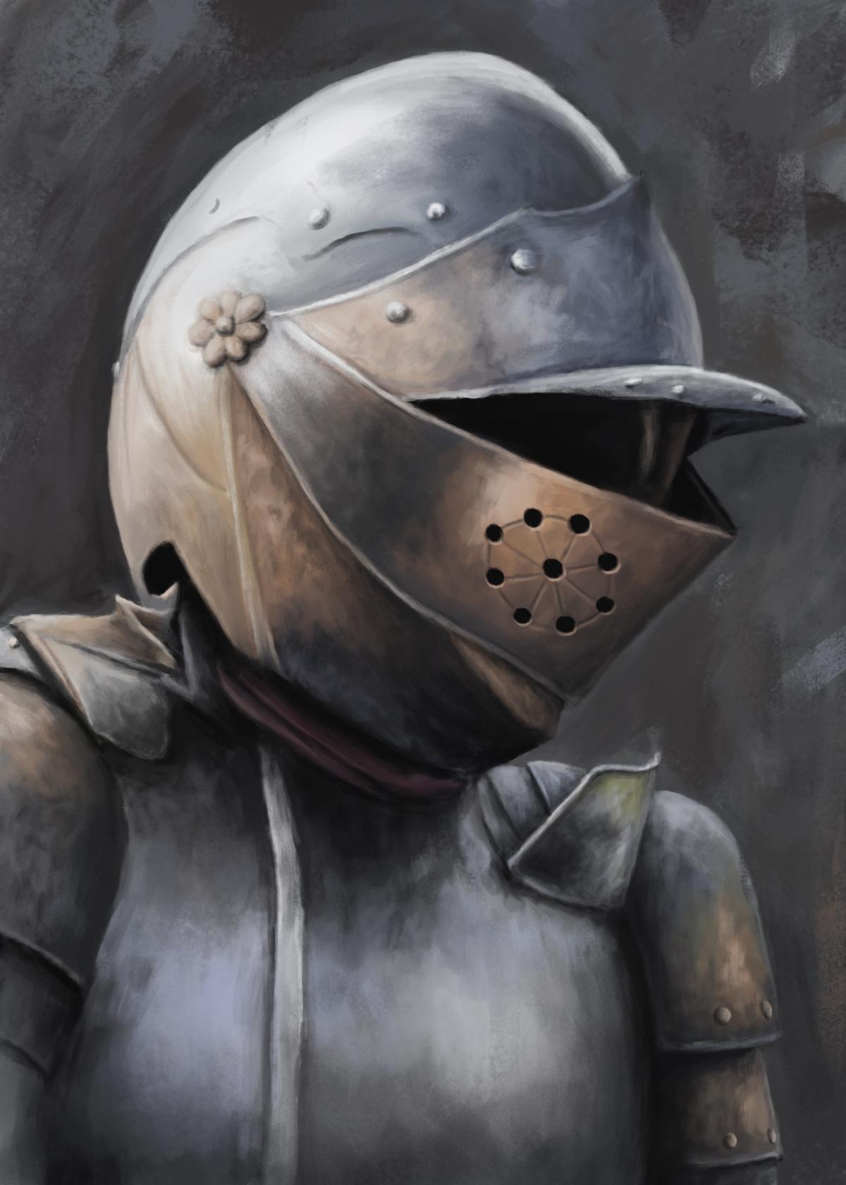 Armor study v2