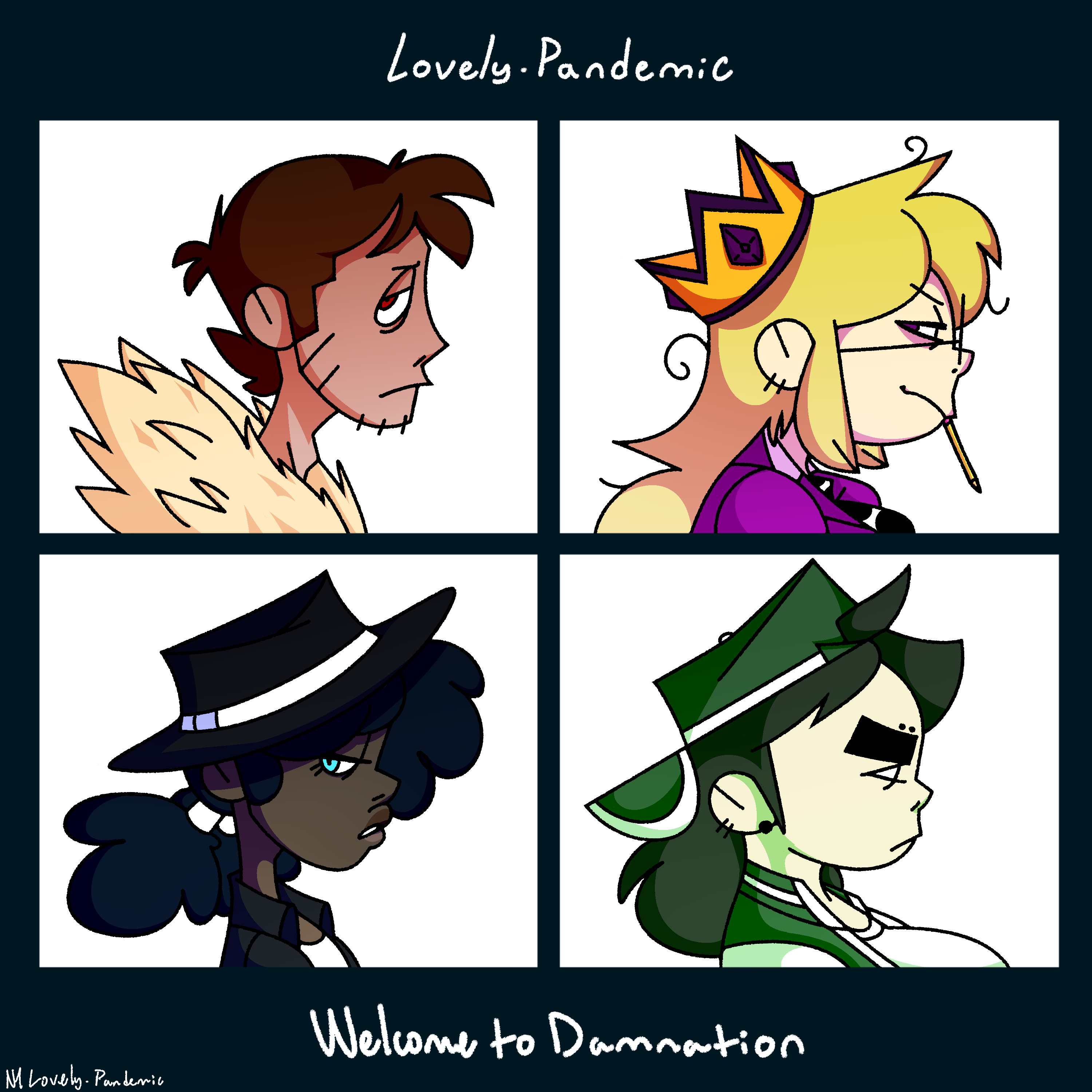 Welcome to Demon Days