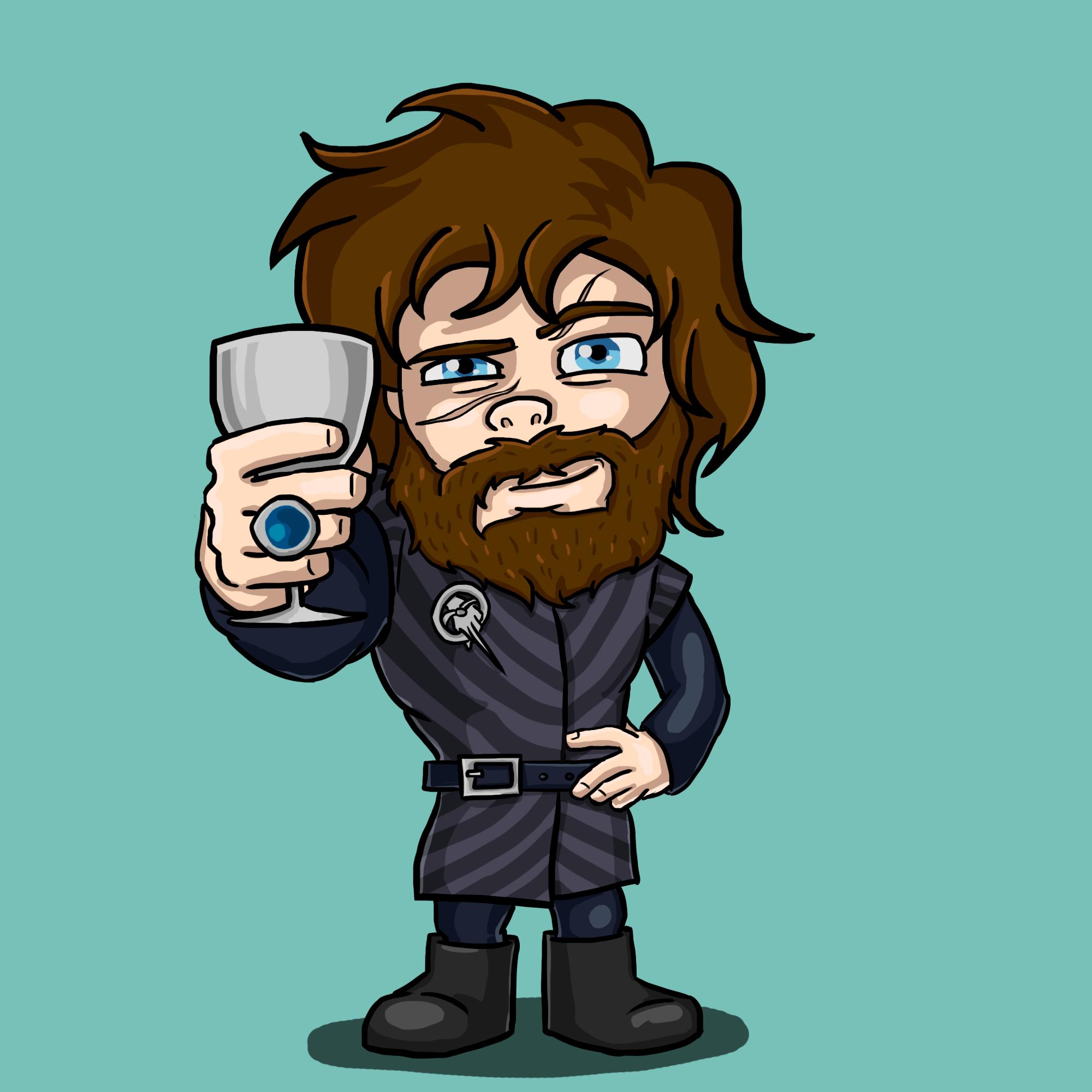 Tyrion Lannister (fan-art)