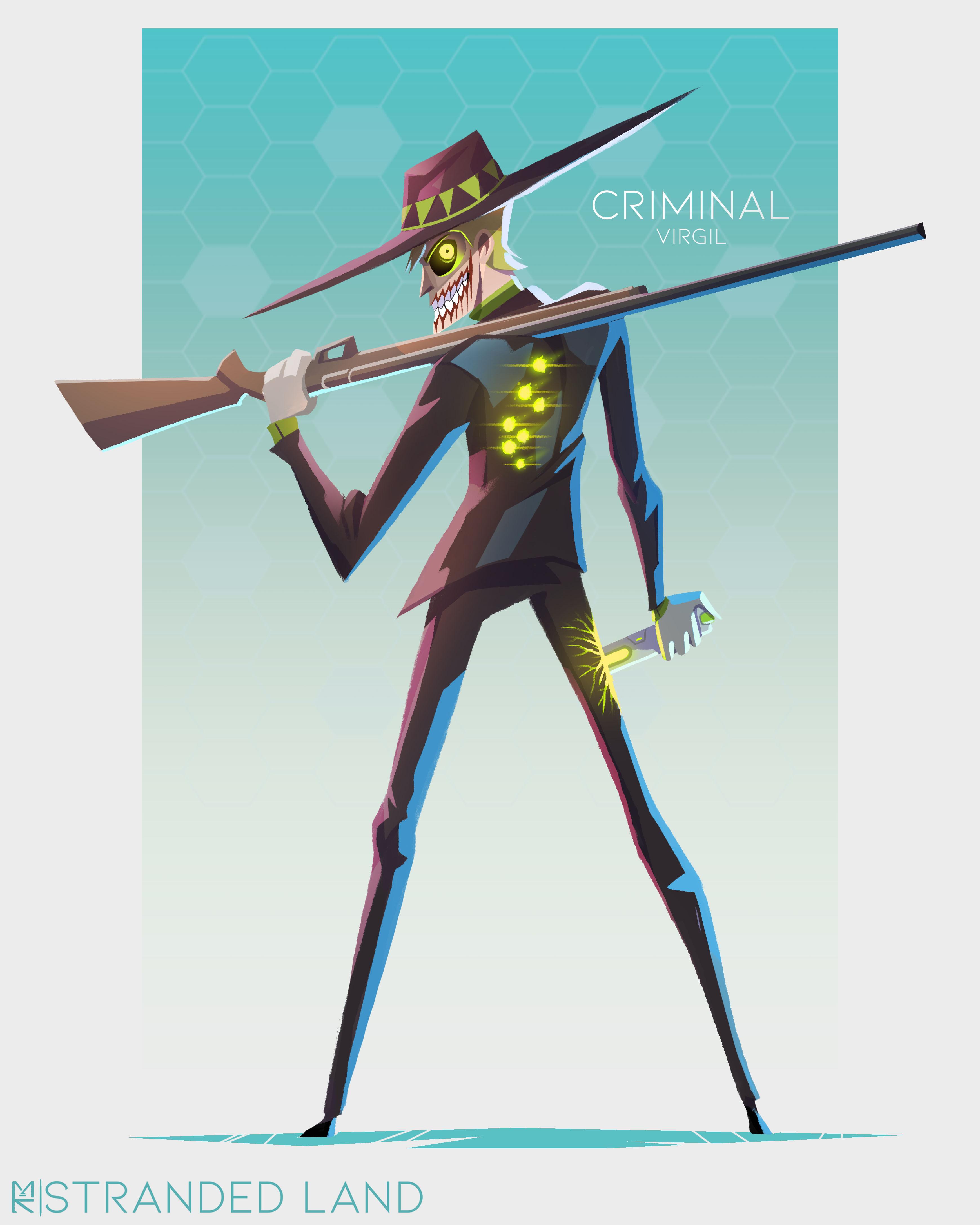 Virgil the Criminal