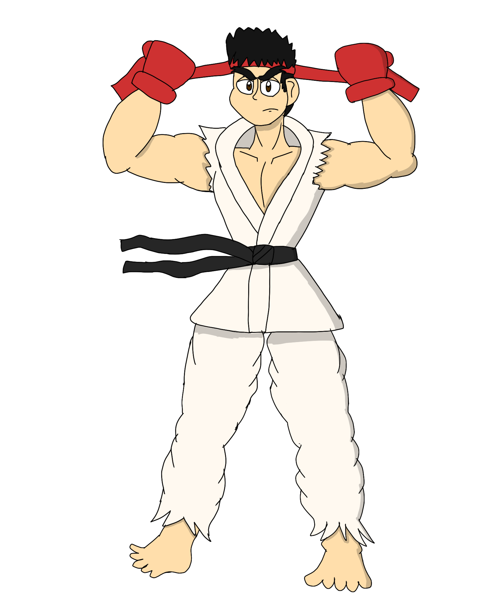 Ryu By Joshintosh On Newgrounds