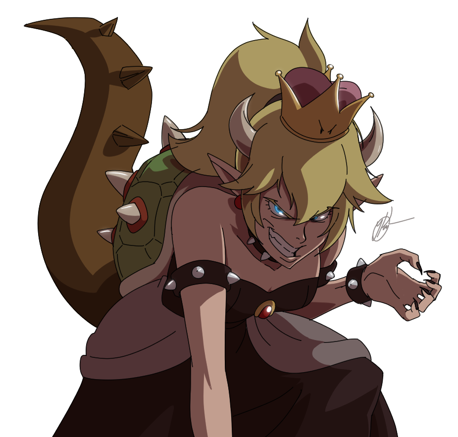 Bowsette - Stream Pic