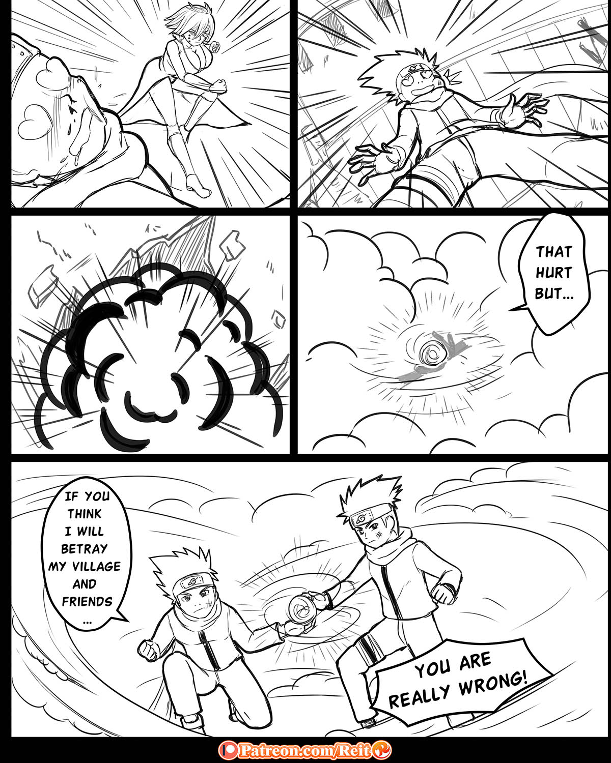Feel The Pain 2.0 - Page 4