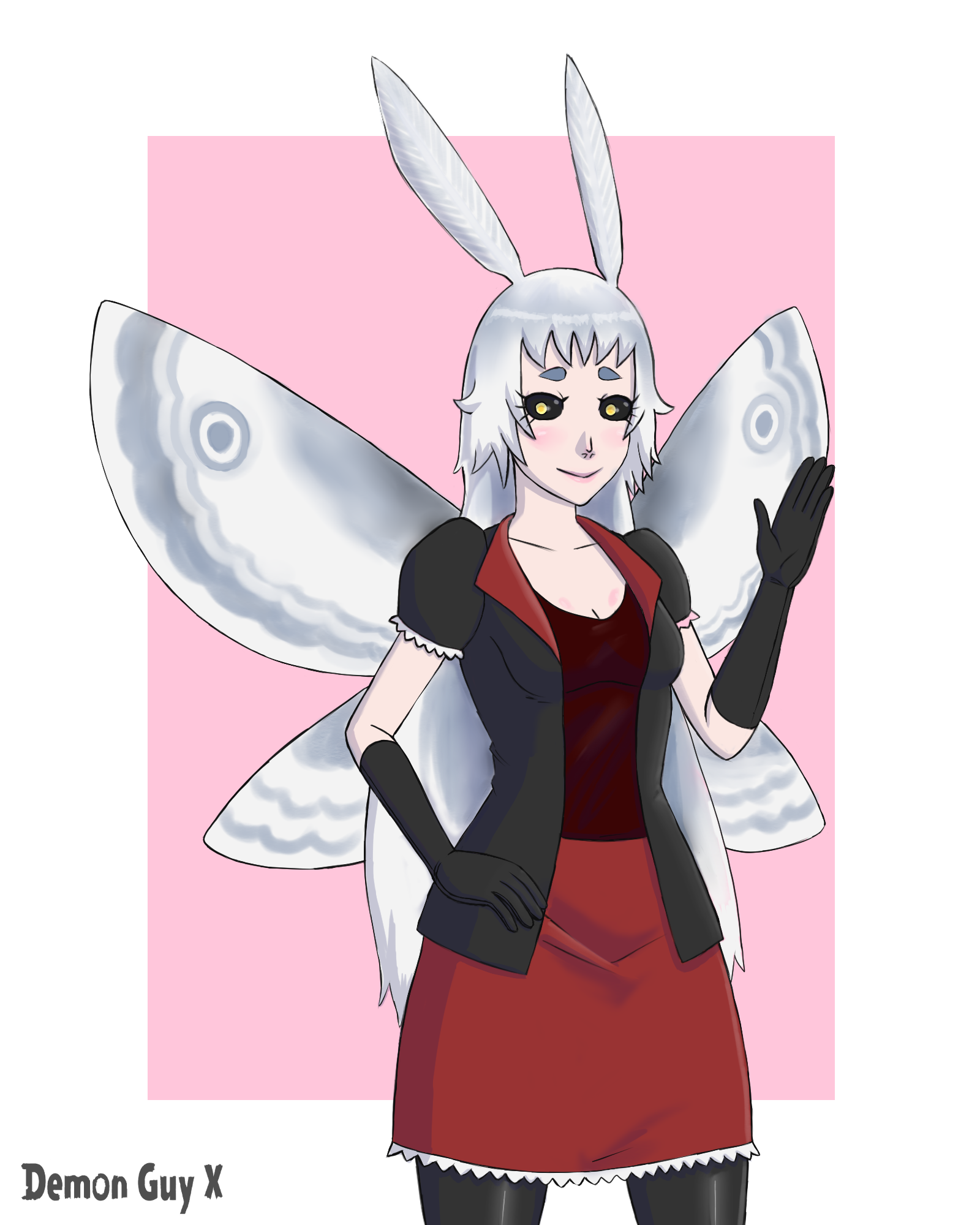 Oddlem's Moth Girl