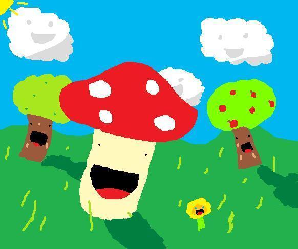 field shroom!