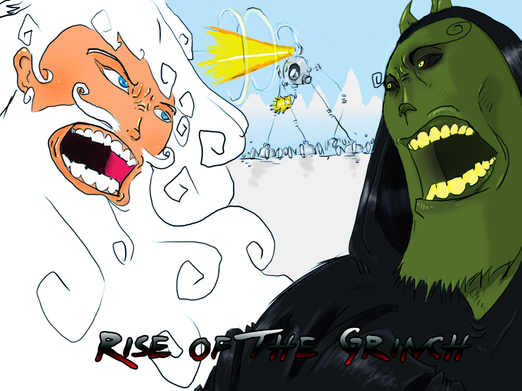 Rise of The Grinch