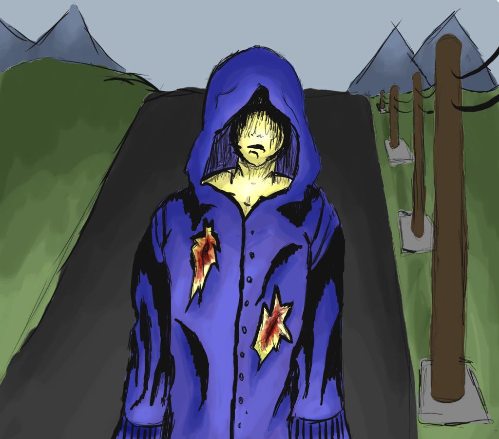 Dark Hoody