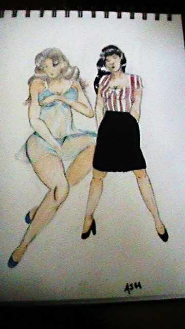 pin ups that i wana pin down