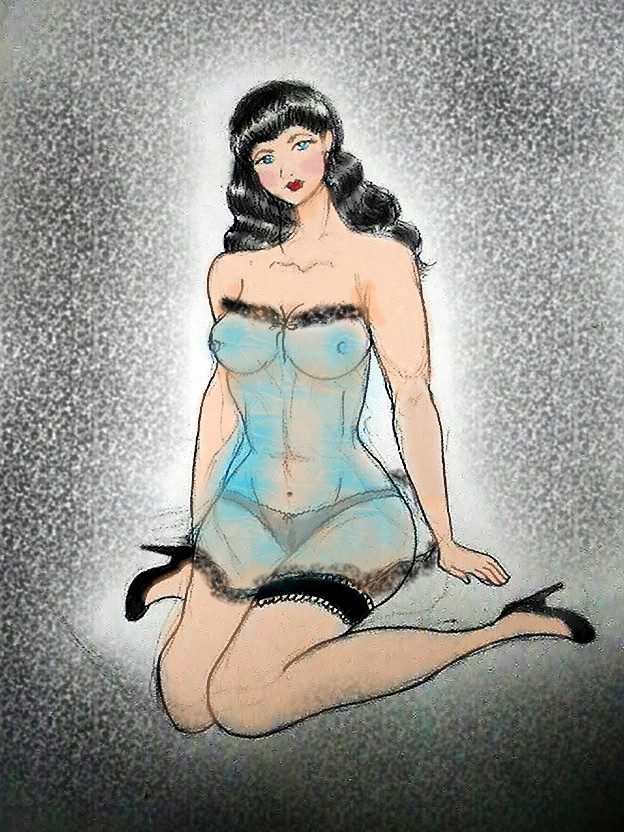 Pin up id like to pin down #3