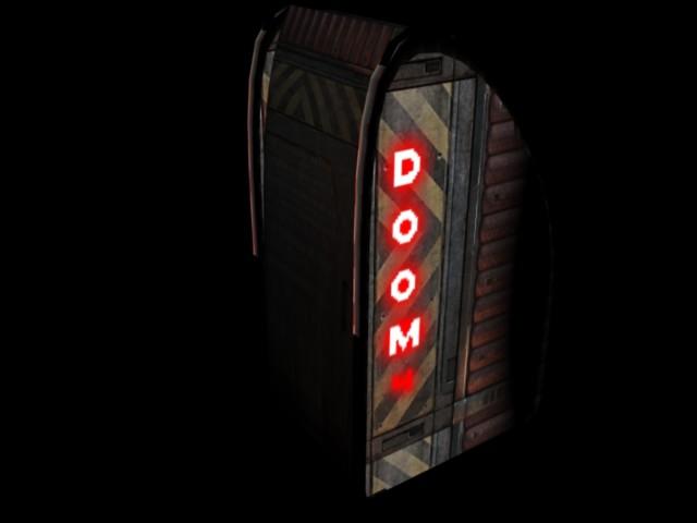 Doom 4: Back and Side