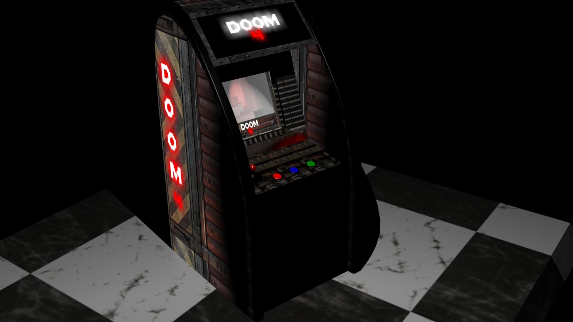 Doom 4: Front