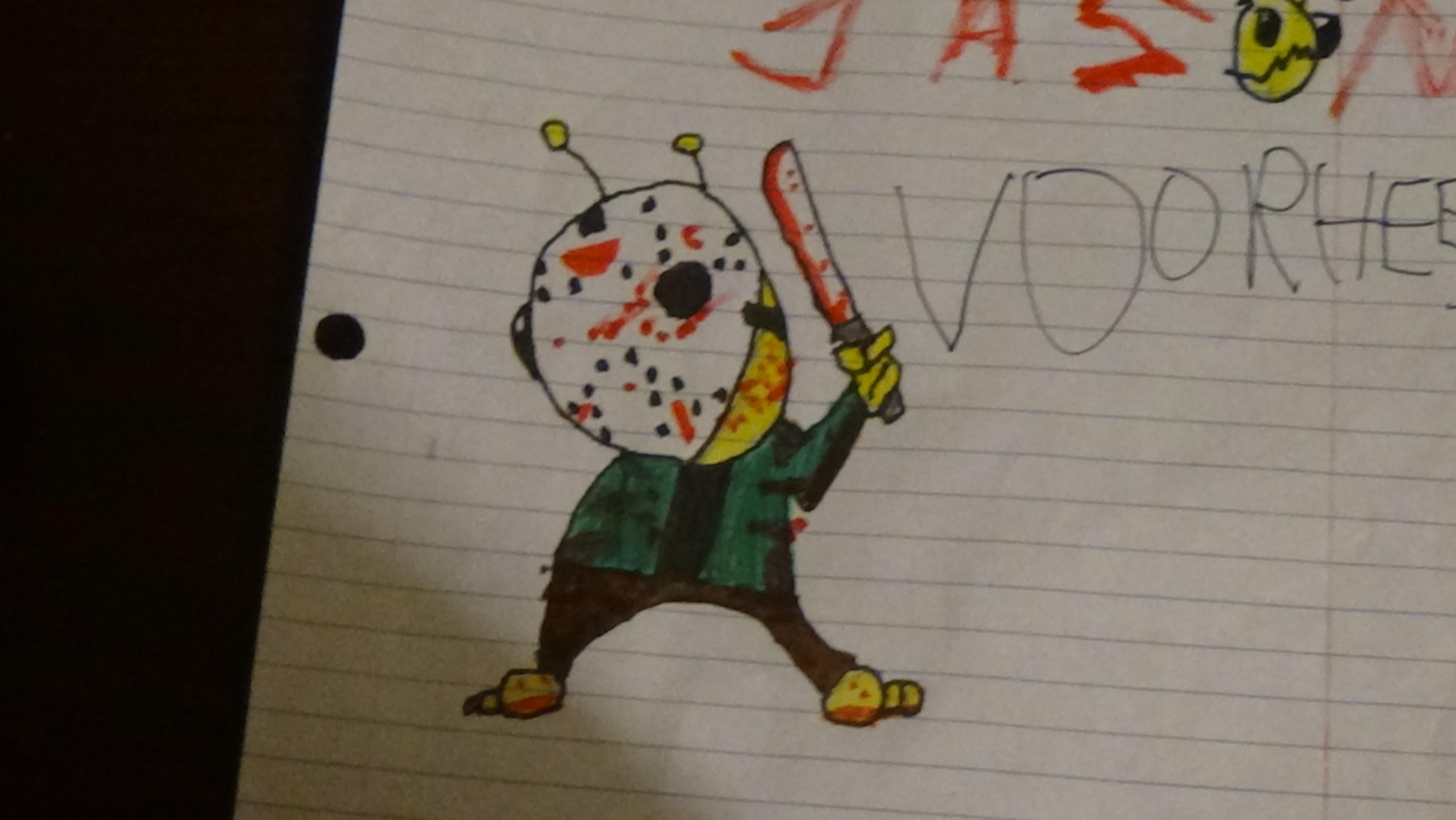 Alien Hominid's Halloween Costume!