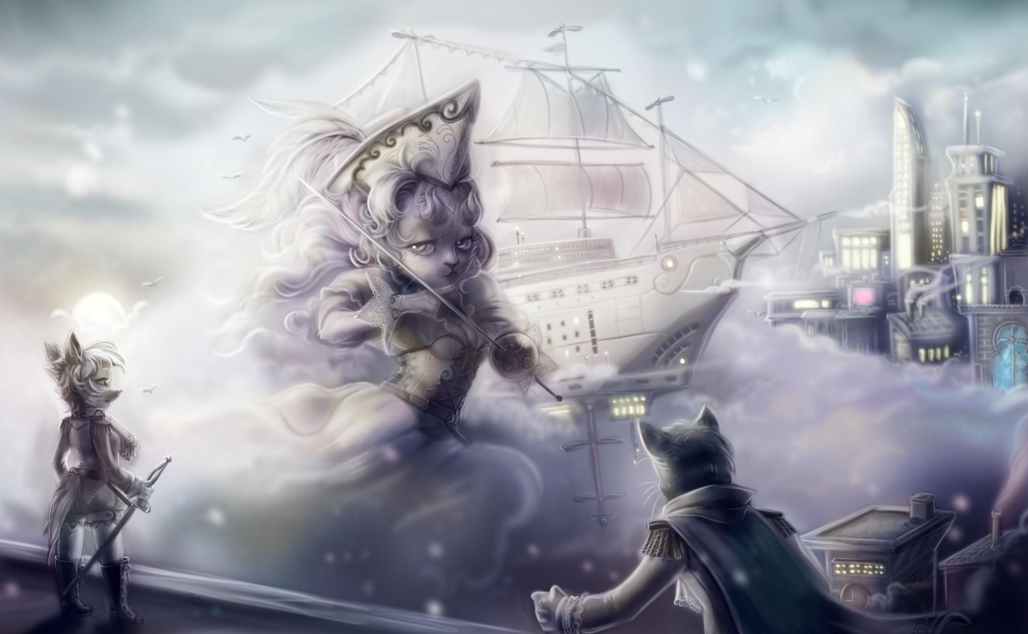 Summon The Captain