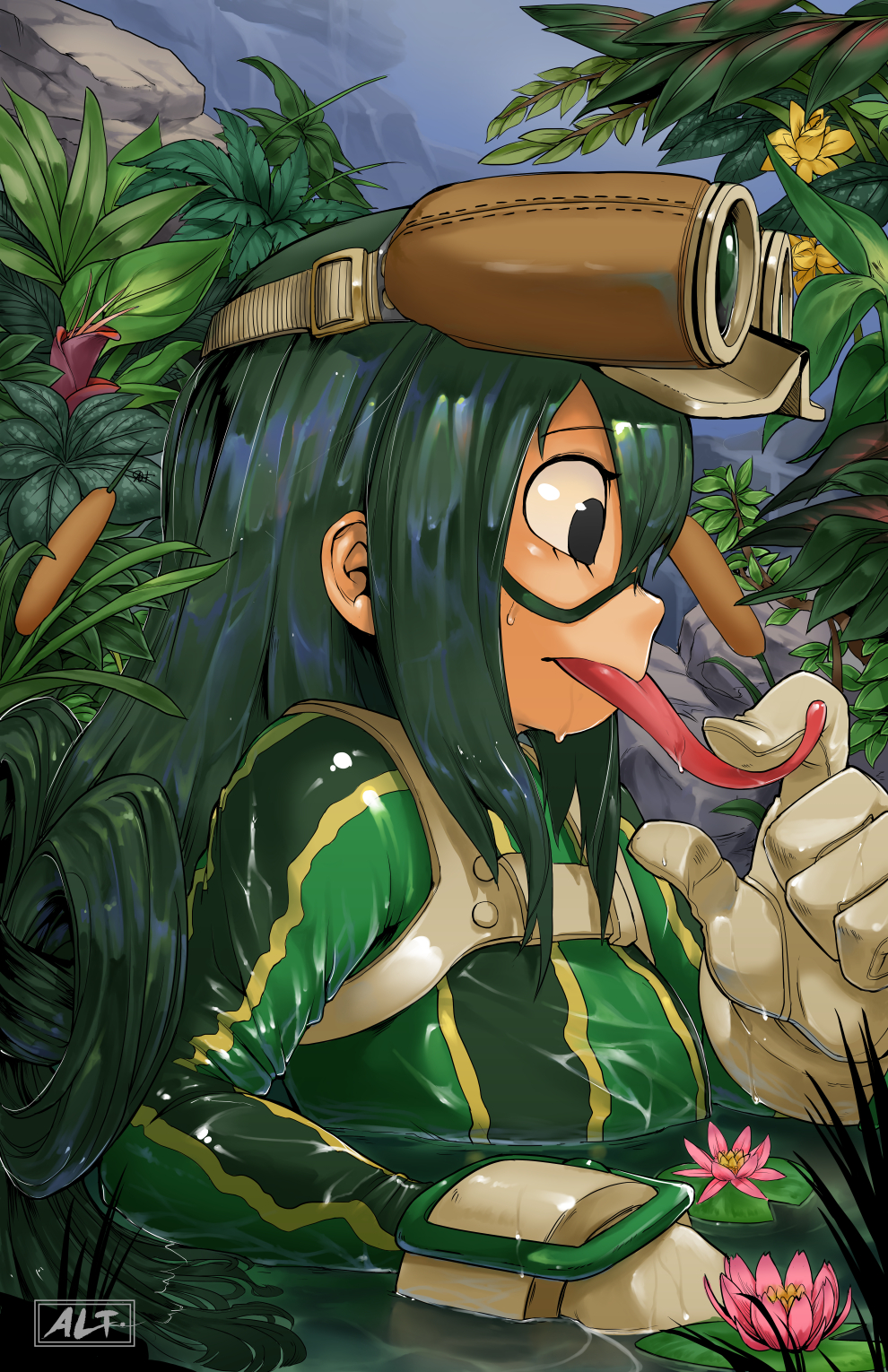 RAINY SEASON HERO: FROPPY (A)