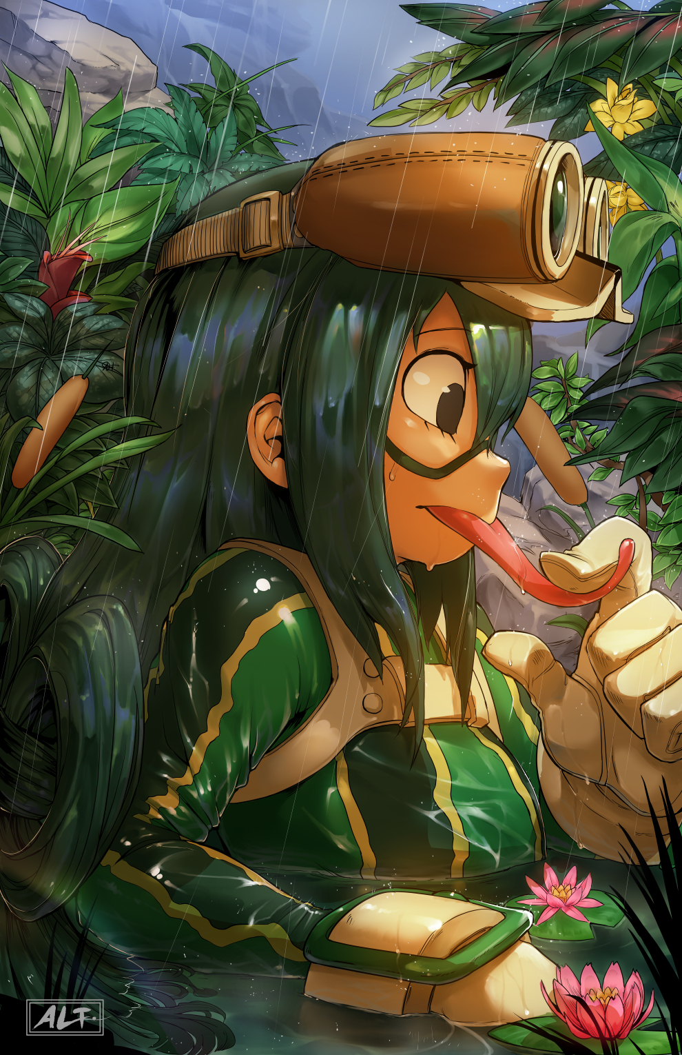 RAINY SEASON HERO: FROPPY (B)