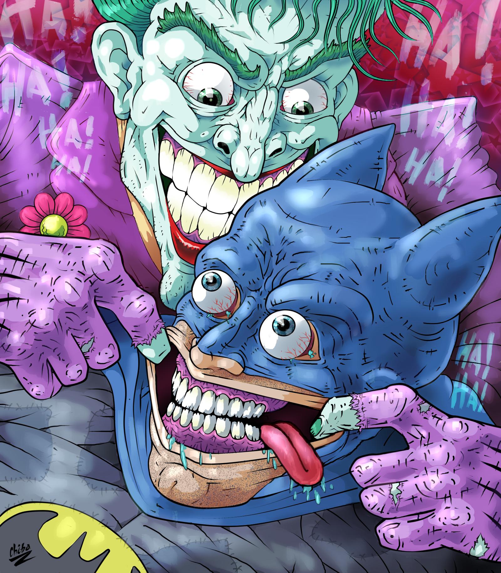 Batman's Last Laugh