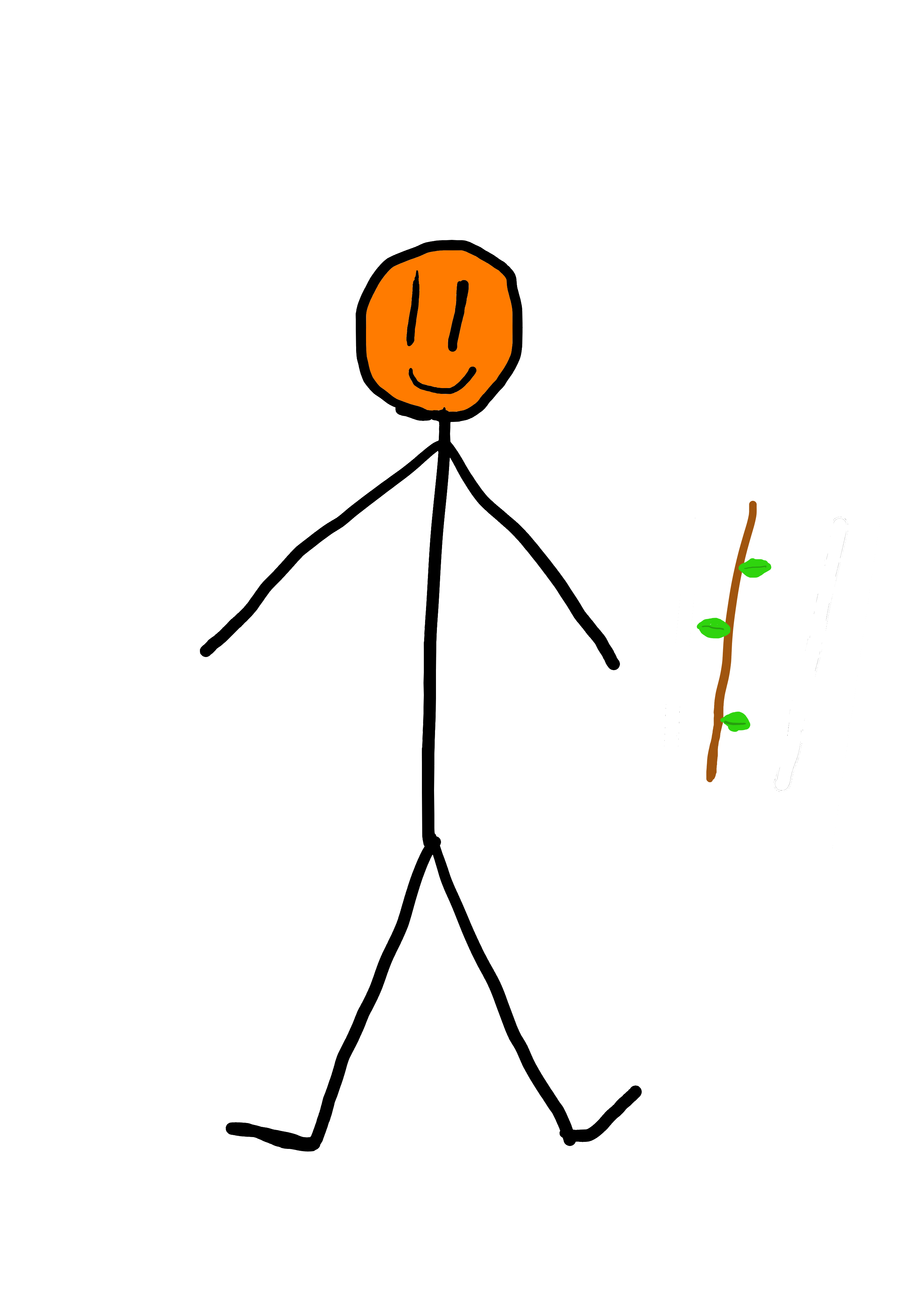 My first drawing