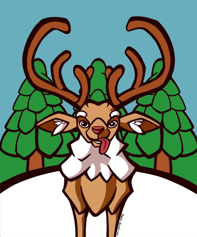 Rudolph or something
