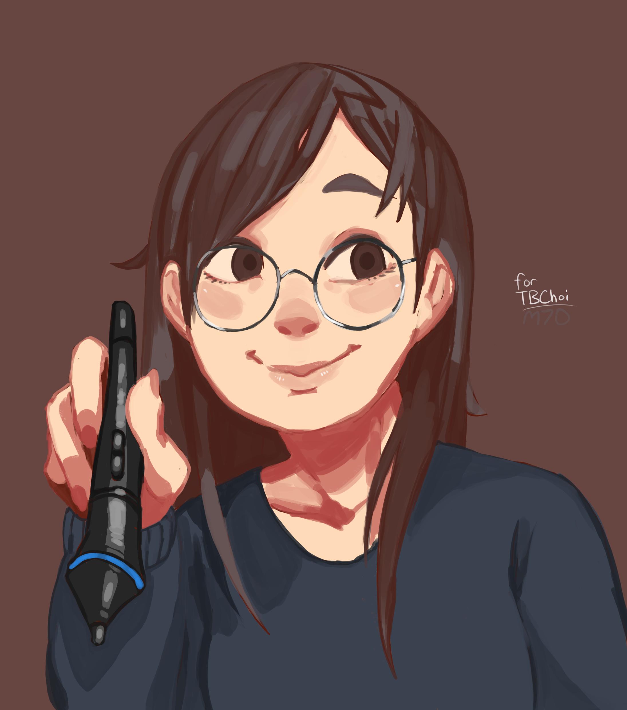 TBChoi portrait