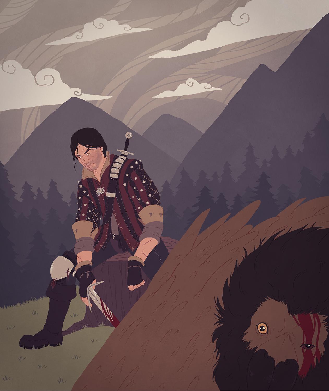 Griffin Slayer