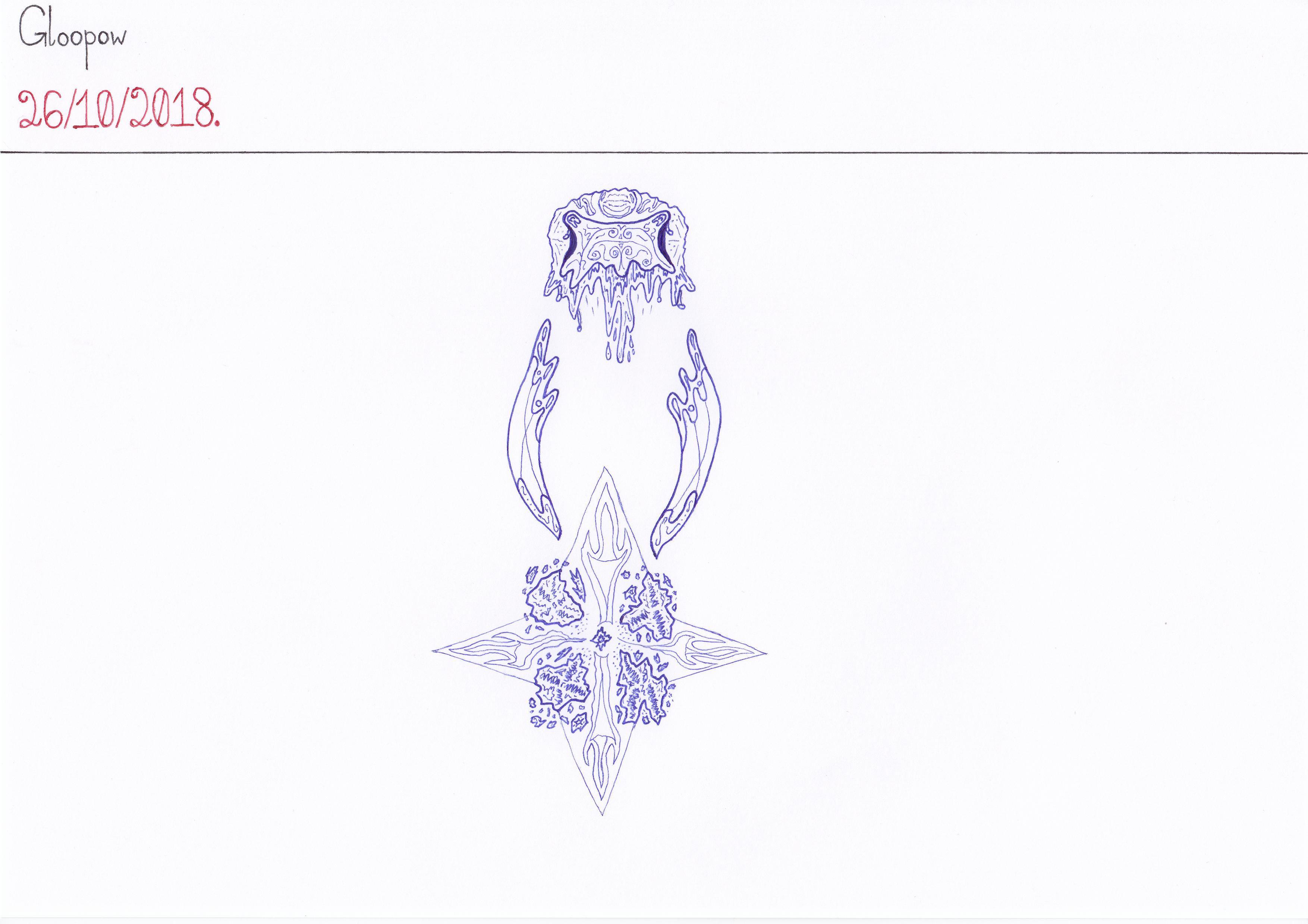 Art #92 -- Gloopow