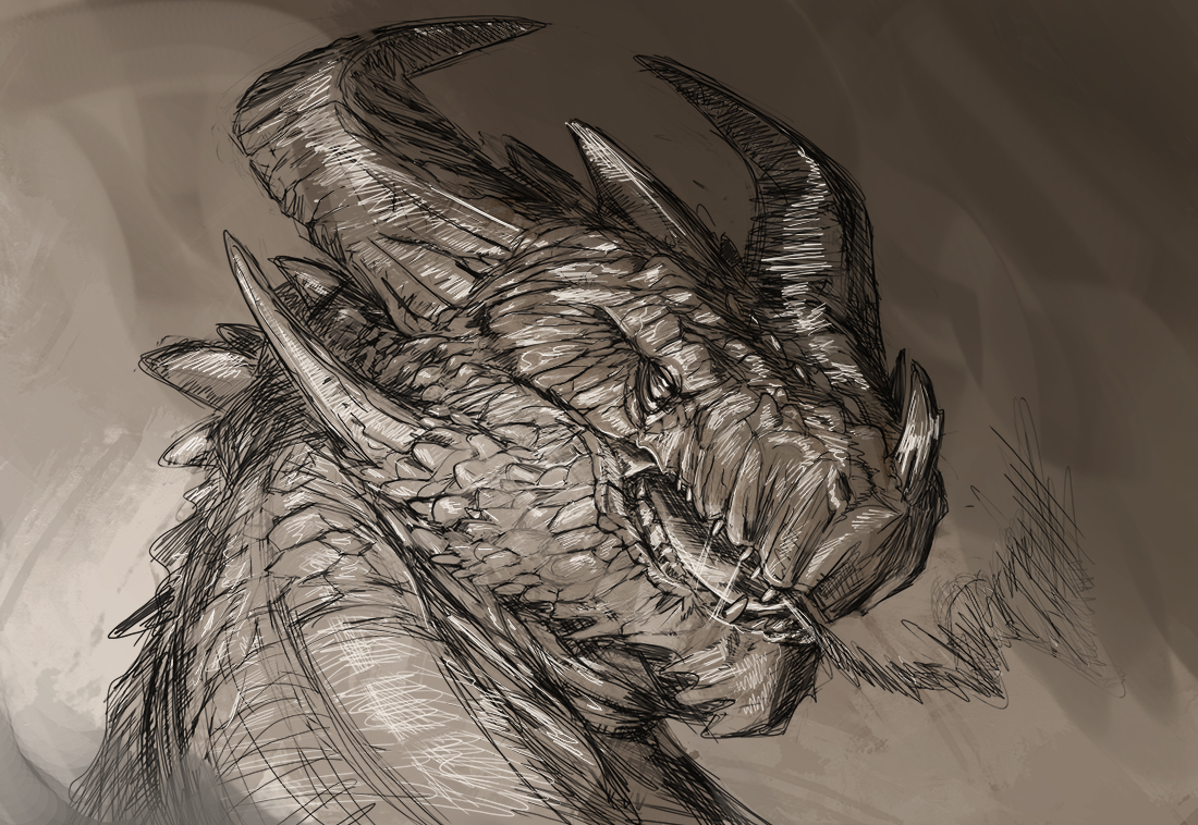 Image result for stone dragon