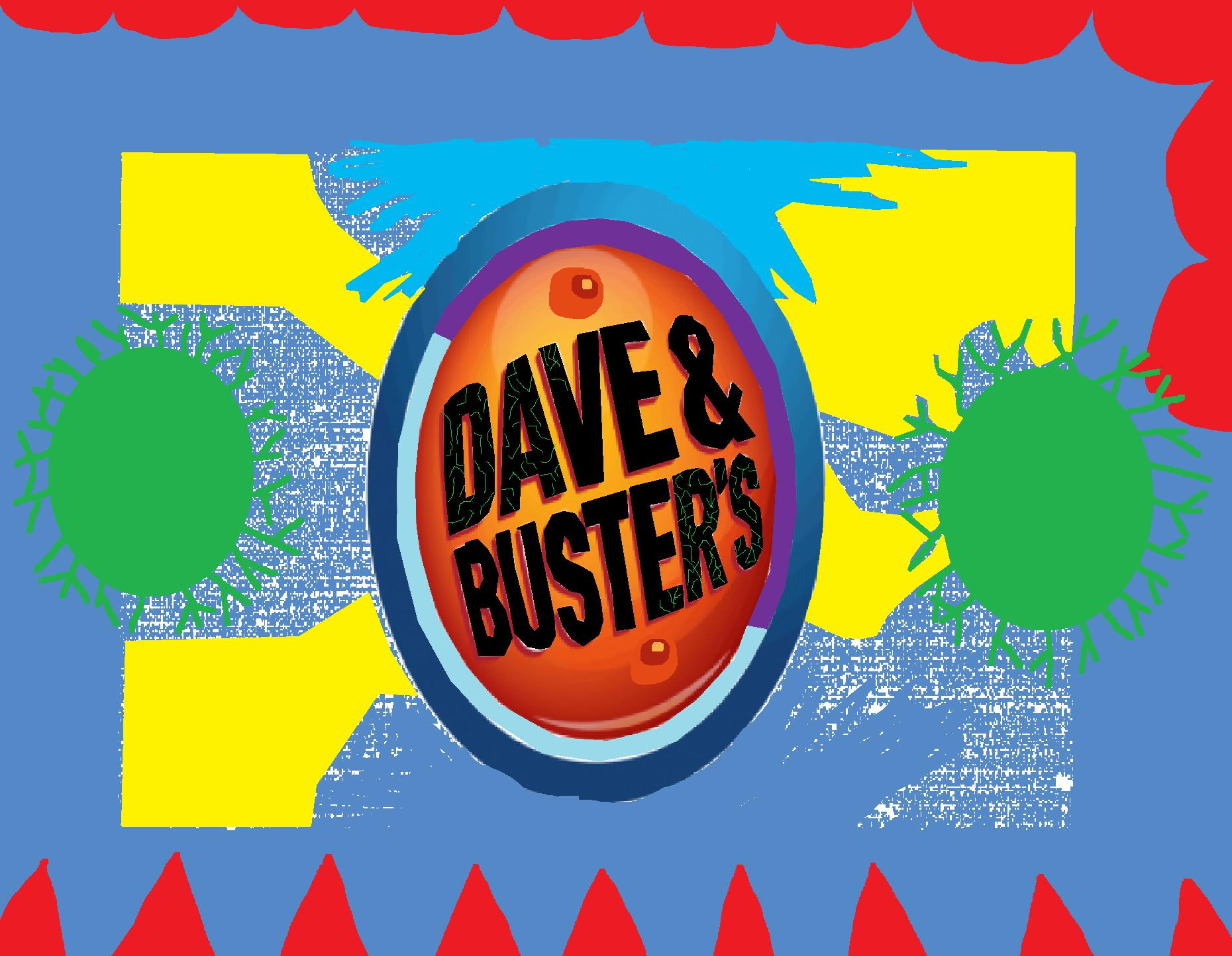 Dave And Busters design