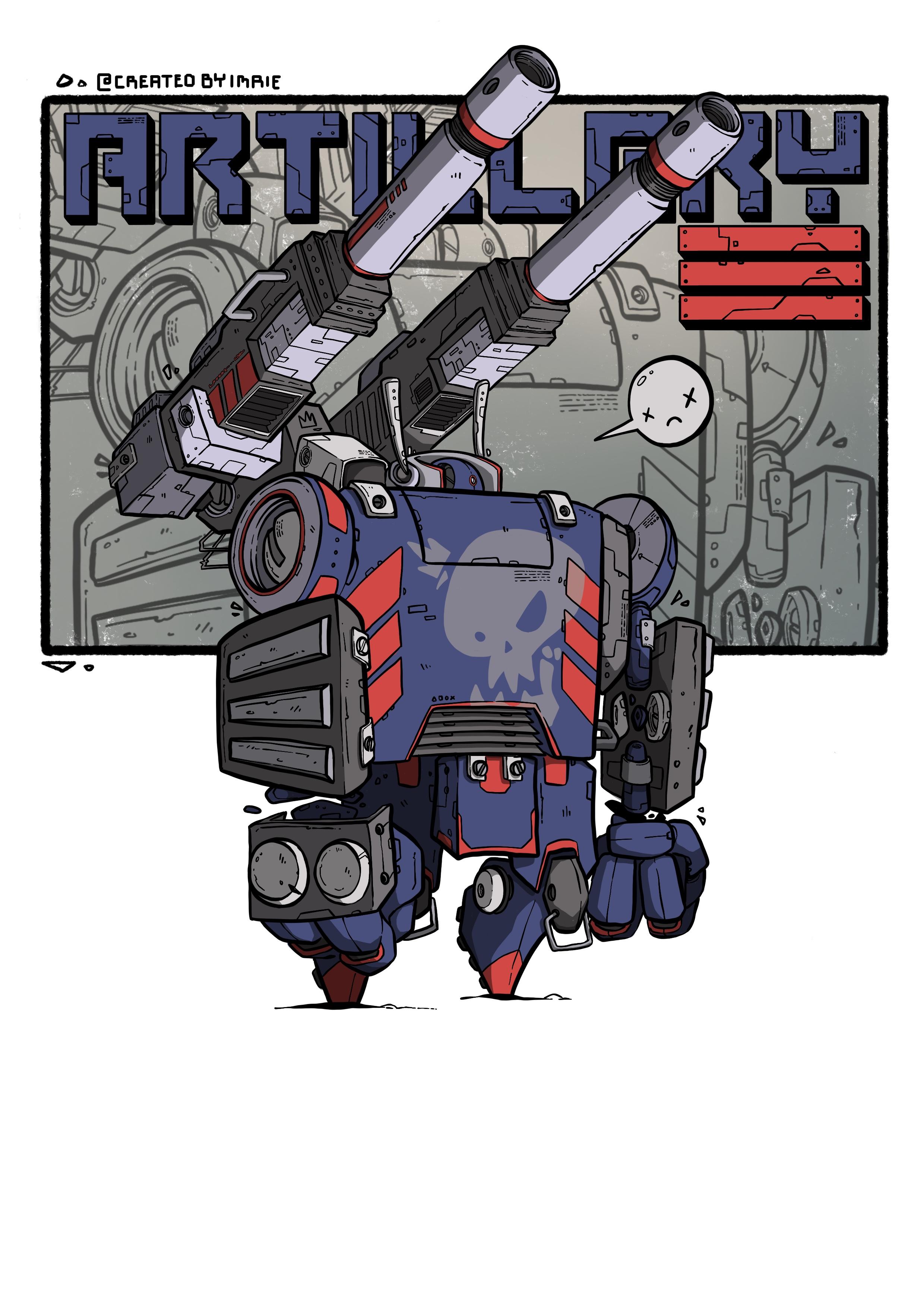 Artillery Unit 0076