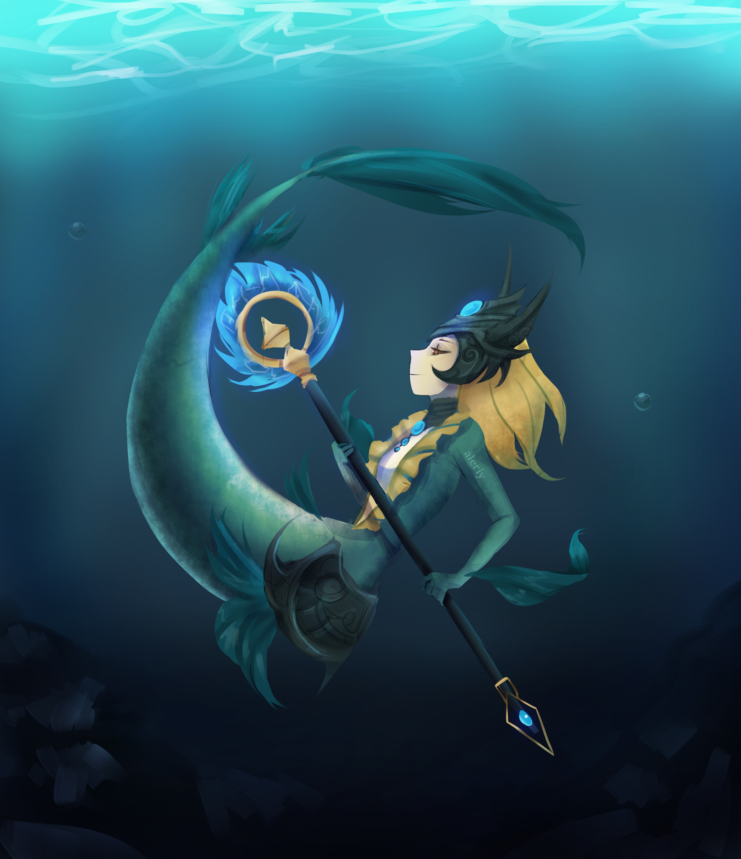 Nami - The Tidecaller