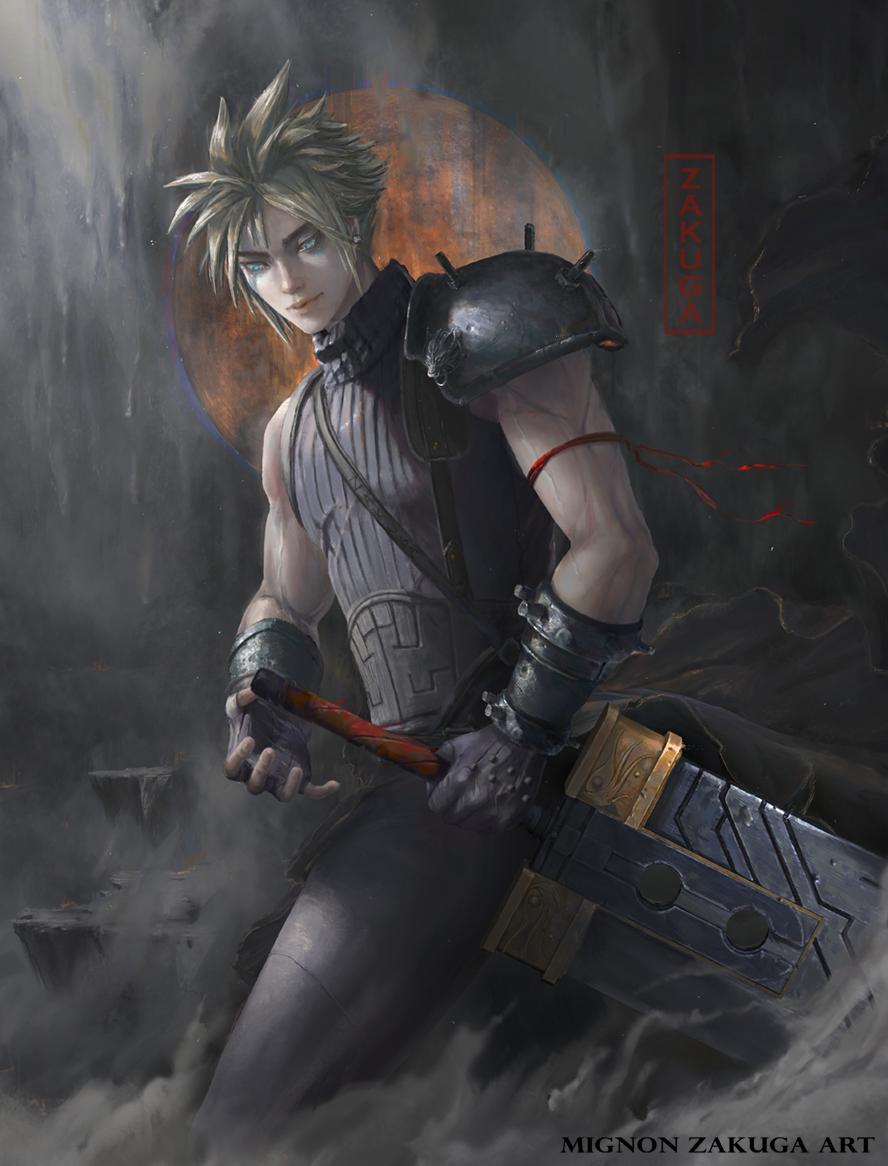 Final Fantasy 7: Cloud Strife