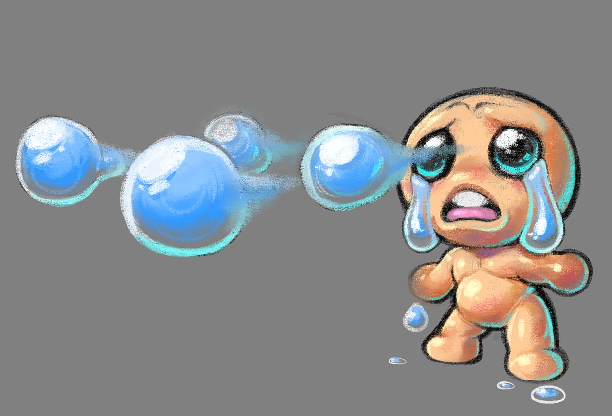 Crying of Isaac