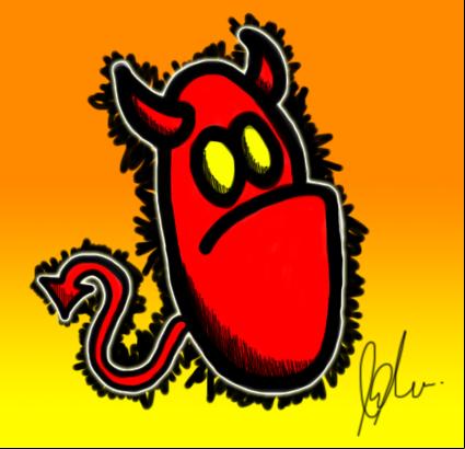 Patrick, The Obscure Devil