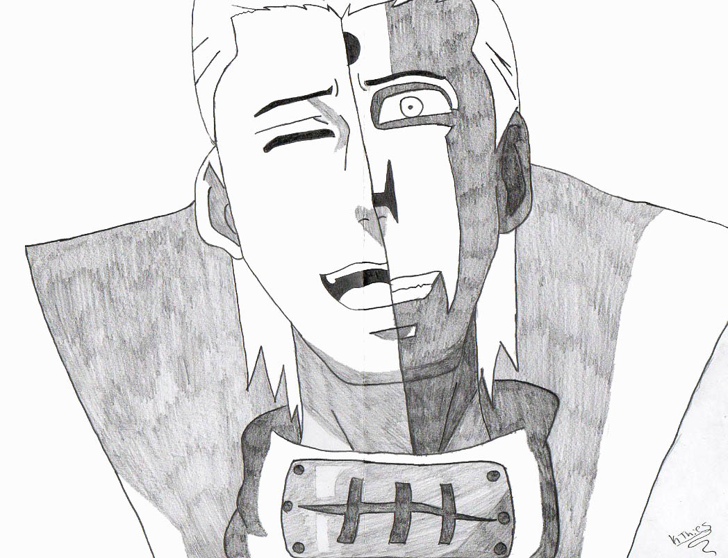 the two sides of hidan