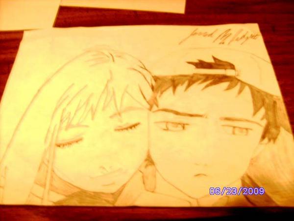 Takkun and manimimi FLCL