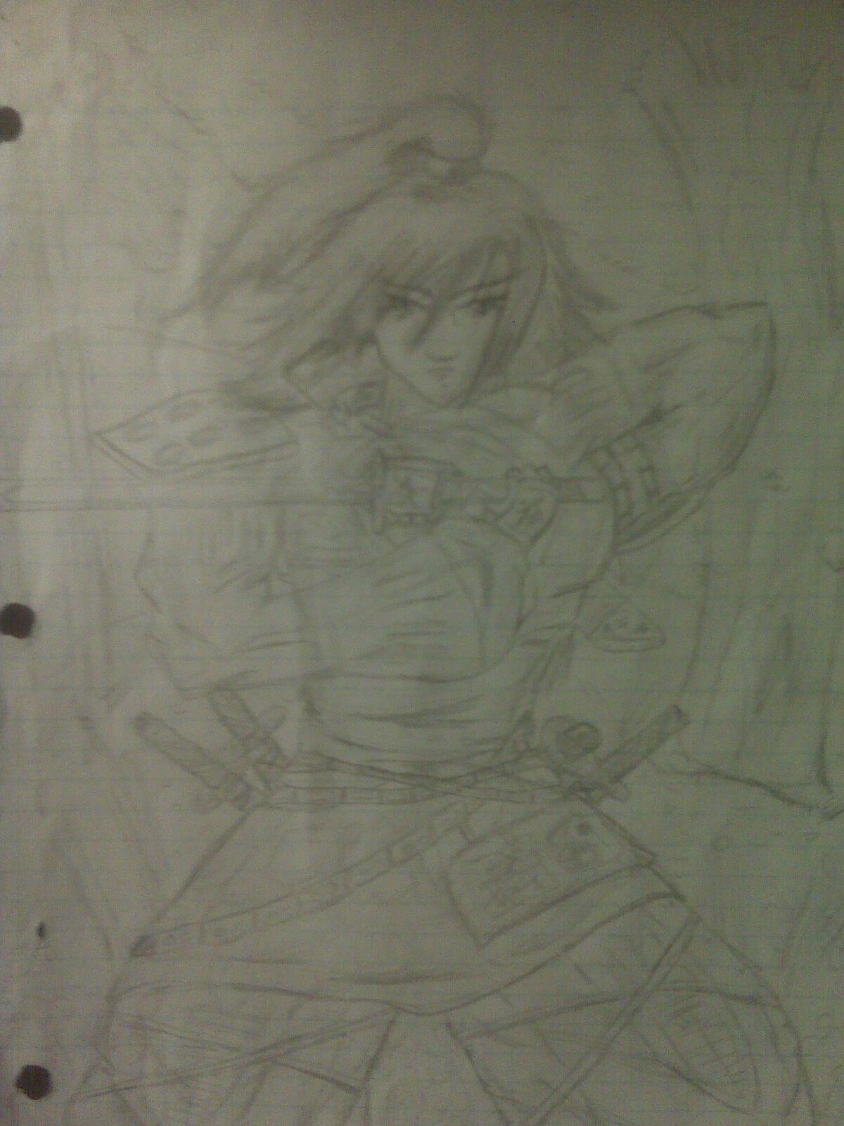 Samurai Shogun Manga