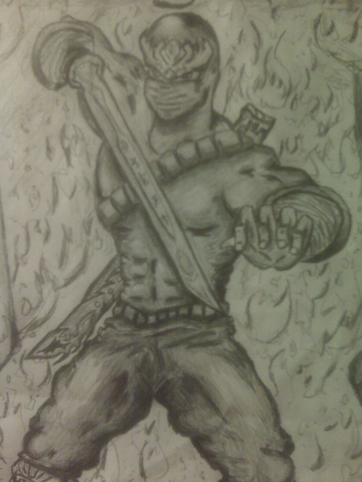 Ninja Gaiden Manga