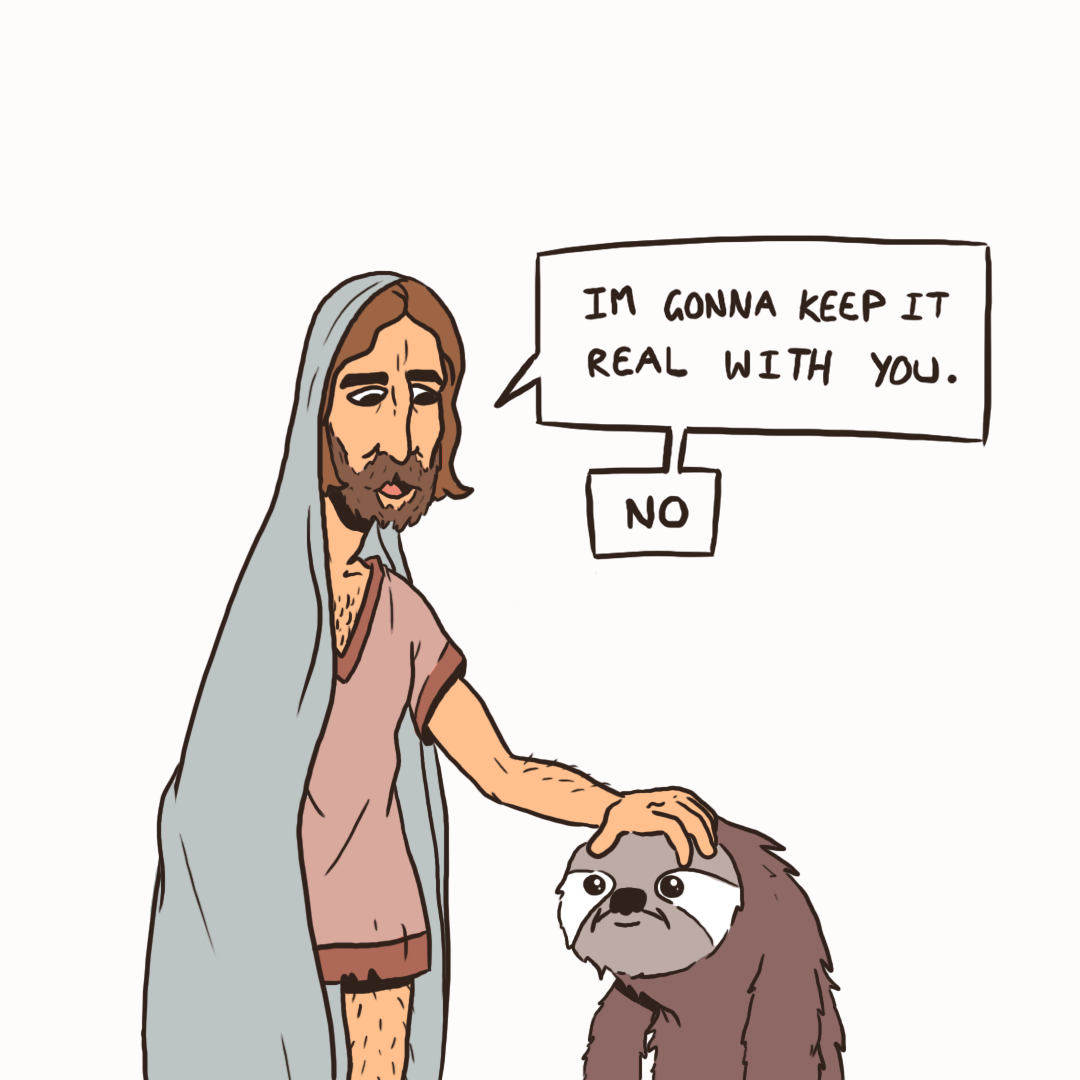 Gosh and sloth