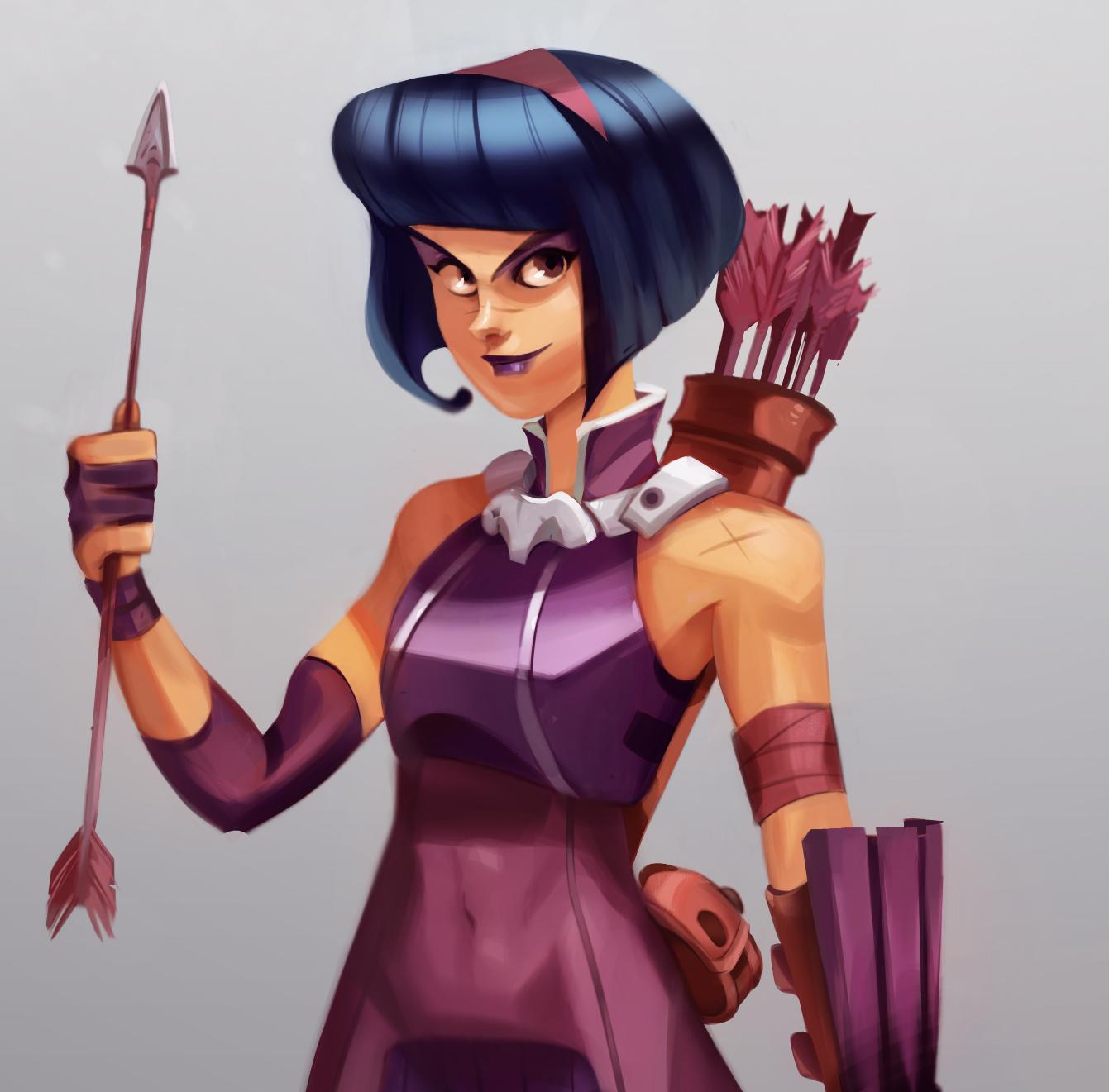 Rogue character!