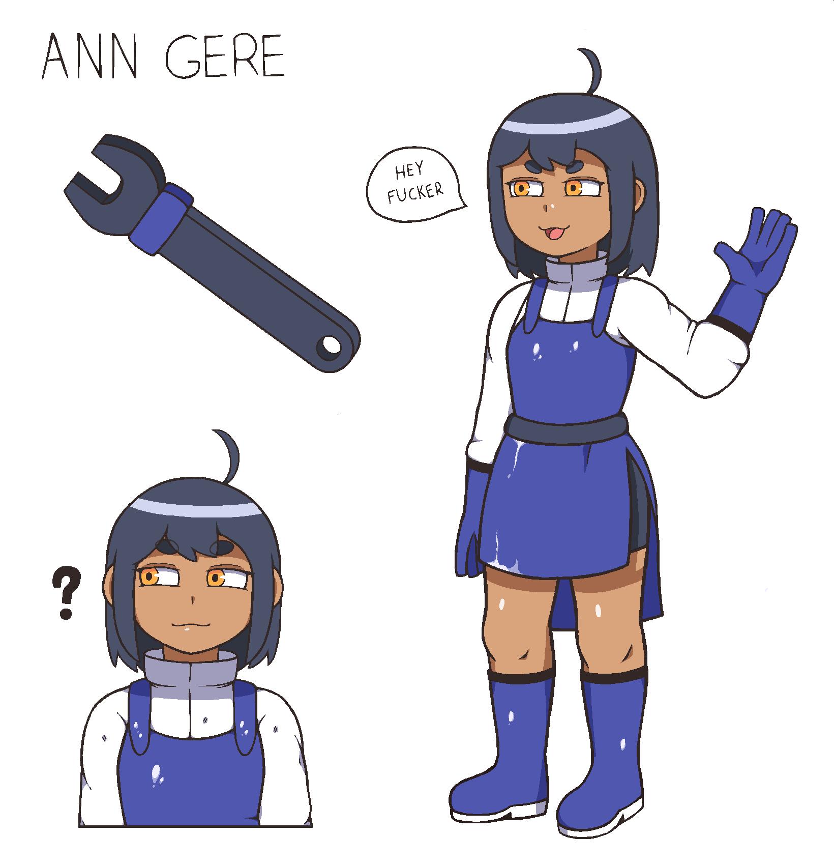 Ann Gere
