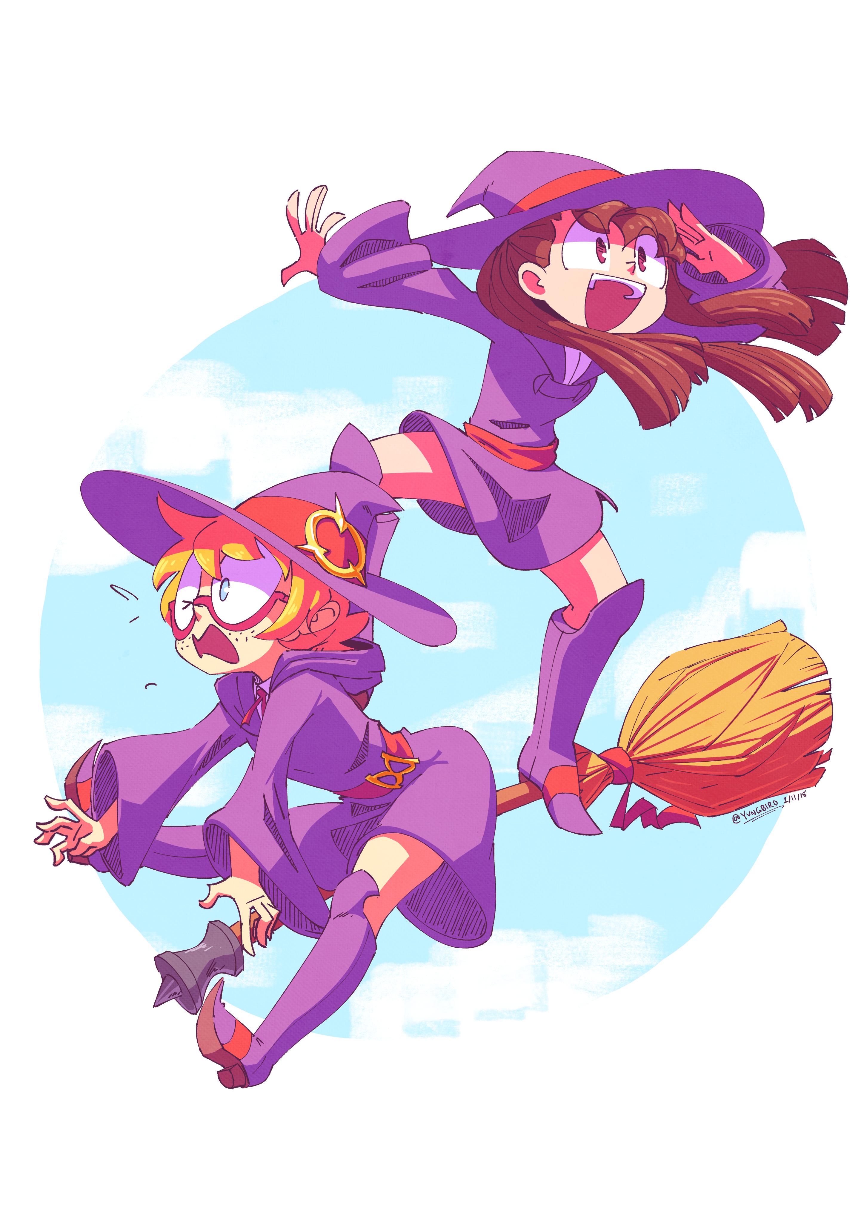Akko and Lotte