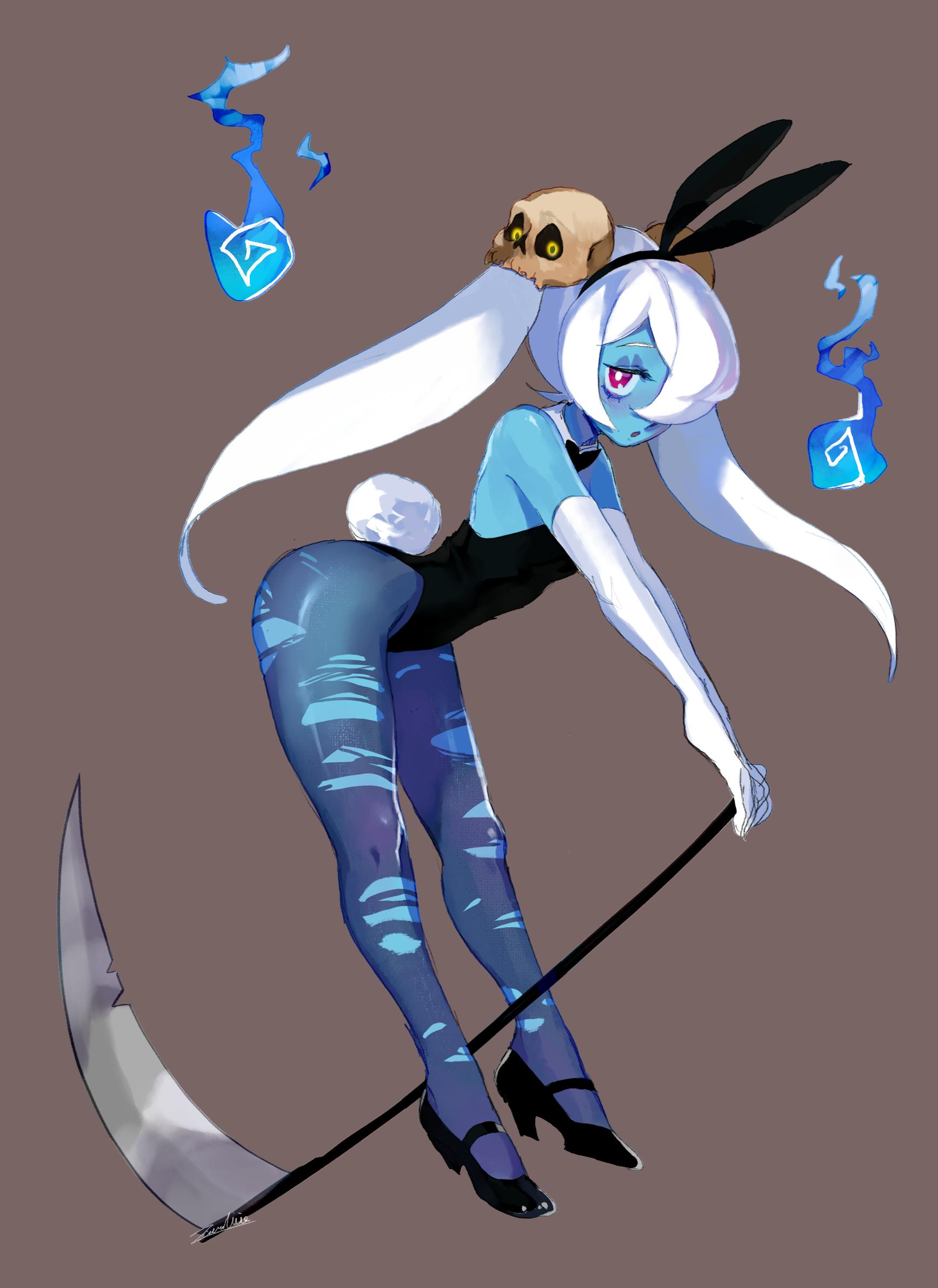 Bunny Ghost