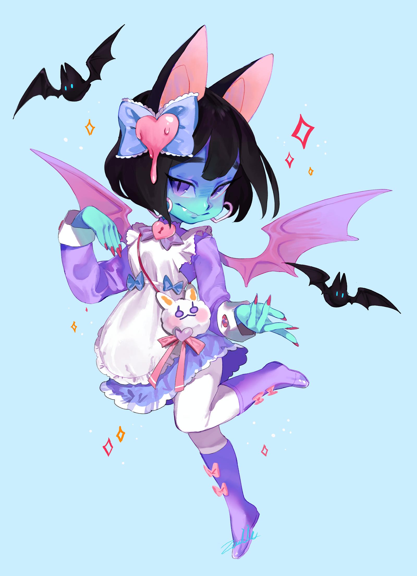 Pastel Girl 2