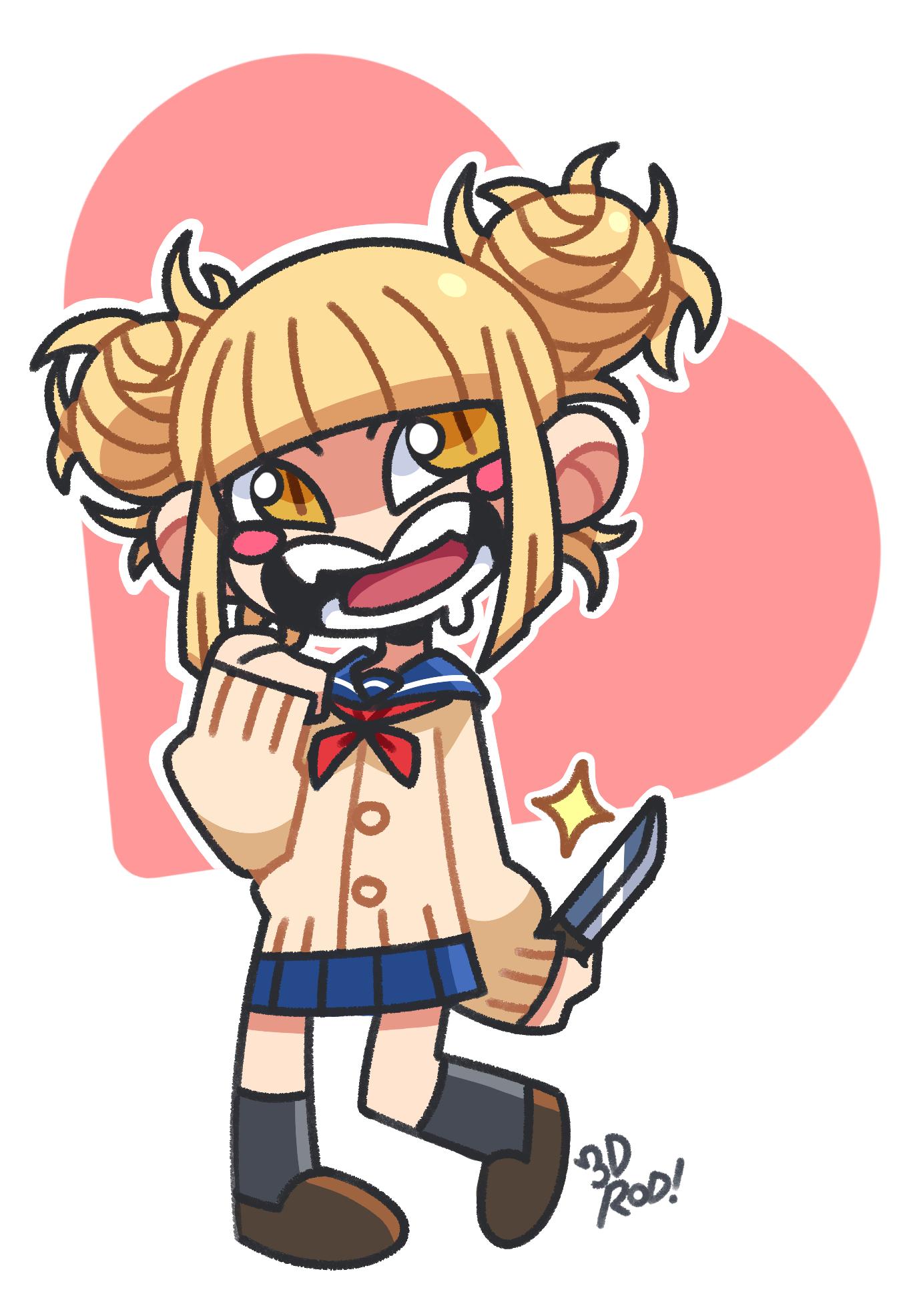 Toga-chan!