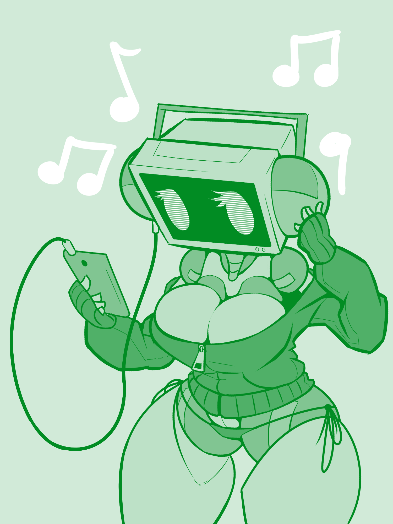 Old Draw: LimeBot.EXE