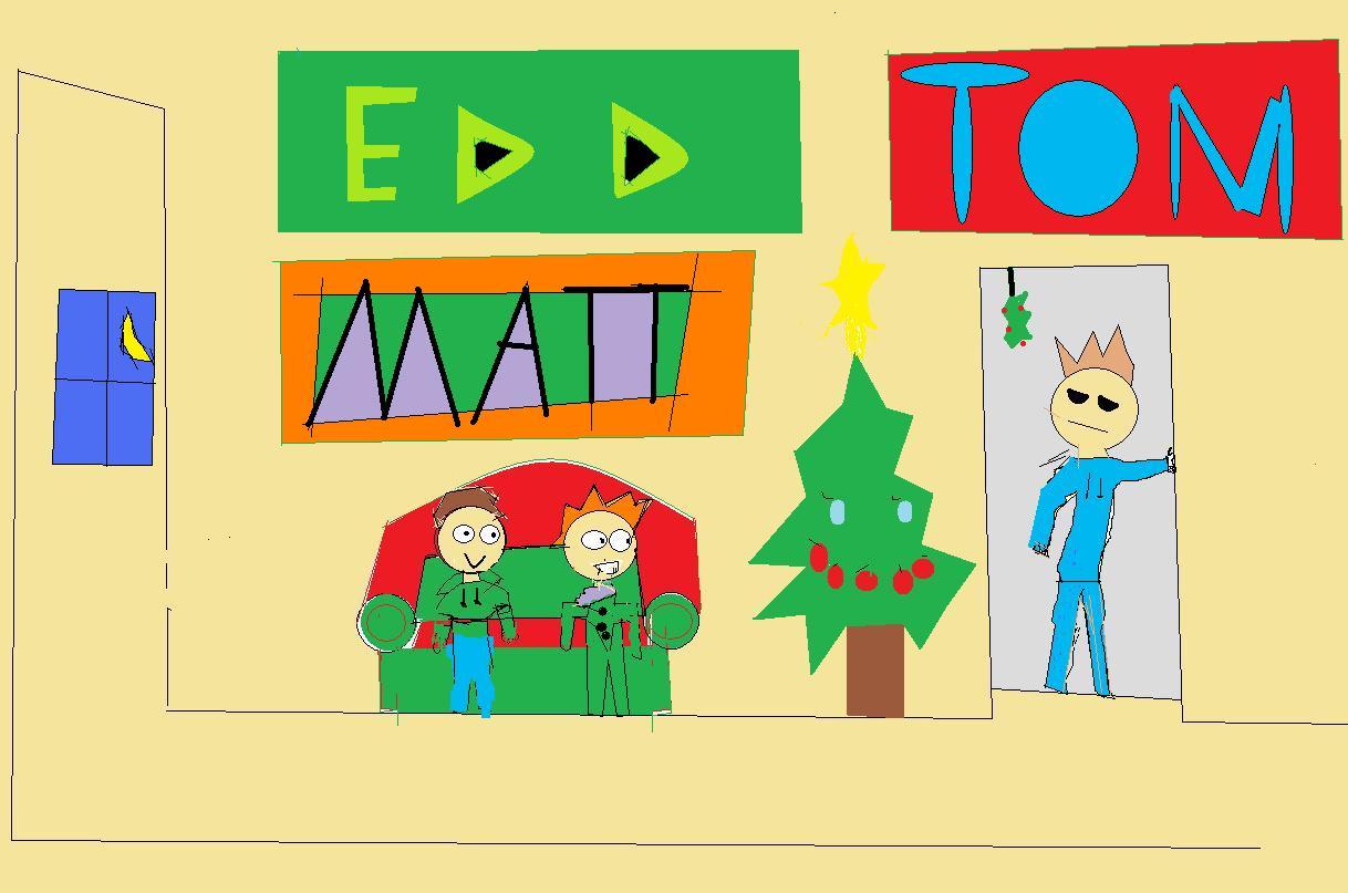 Eddsworld Christmas!
