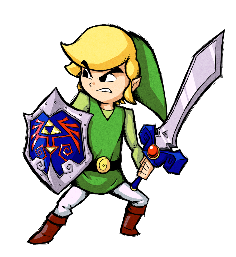 WW-Style Link Doodle